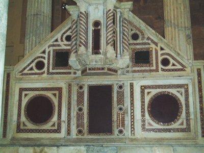 San Pietro ad Alba Fucens - Il Ciborio