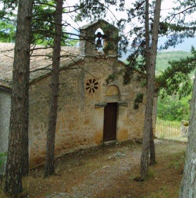 Oratorio di San Pellegrino - Bominaco