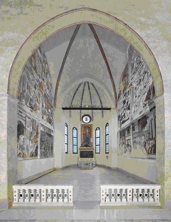 Mantegna -cappella ovetari